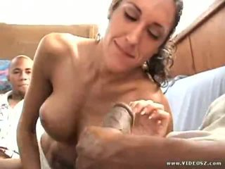 Selection Of Amazing Movies From VideosZ In Interracial Niche