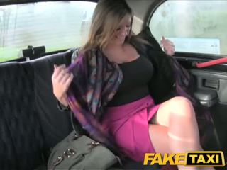 Faketaxi veľký kozy naivka takes to od za - porno video 591