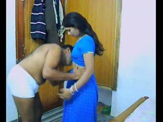 Индийски pair onto техен honeymoon chewing и bonking