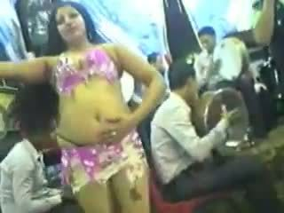 knubbig, striptease, arabiska