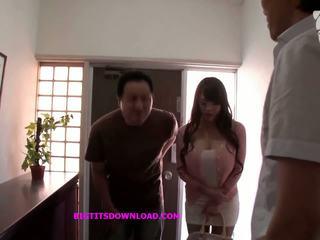 الآسيوية مع كبير الثدي wearing ل purple بيكيني: حر الاباحية d3