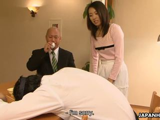 Yui asao loves being screwed longue et dur