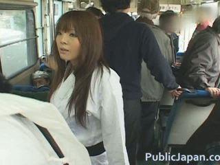 Hitomi tanaka sexy oriental papusa has sex