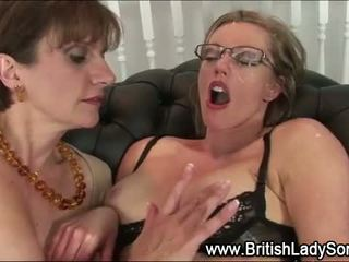 british, cumshot, threesome