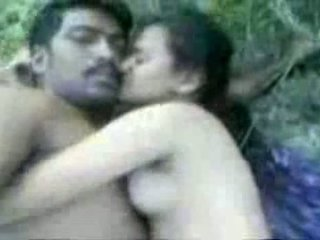 Tamil Couples Sex Outdoors