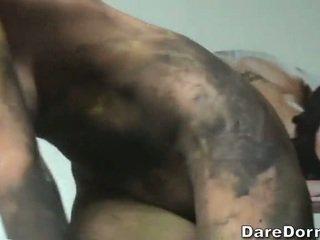 Cochon fac filles having sexe
