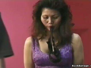 সেক্সি পরী পাছা butchered