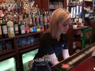 Хто хотів для ебать a barmaid?