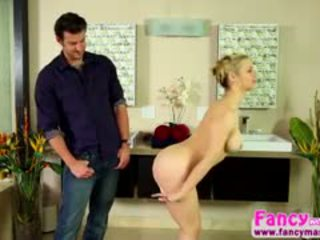 Attractive And Blonde Sarah Vandella Gets Fucked By Jay
