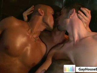 Gayhousebait Hot Steamy Orgy.p4