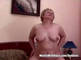Fat Horny Mom Fucking Her Son's Best Friend - full movie