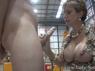 most blondes, milfs all, new handjobs best