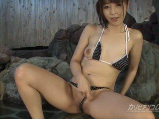Marica Hase XXX in Onsen - Hot Spring, Porn ab