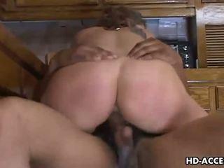 Sexy kayla quinn loving big jago