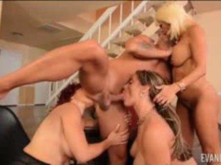 më shumë group sex, më big boobs më shumë, shih blowjob