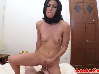 Arab Habiba Fucked Like a Whore for Cash, Porn 67