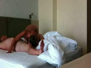 Wife sucks husband before riding his cock