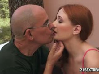 redhead more, babe great, full old+young fresh