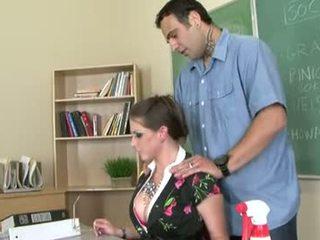 Rachel roxxx הוא a חרמן מורה