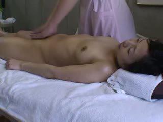 doigté, massage, amateur