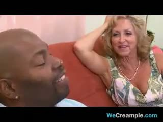 babica, analni, interracial, blonde
