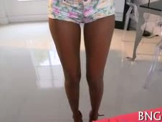mest blowjob, sort og ebony ekte, interracial