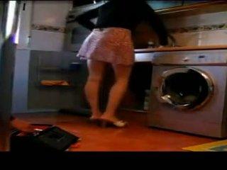 盗撮, アップスカート, 成熟した, 主婦