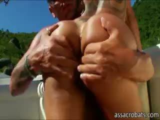 brunette see, big boobs, anal fresh