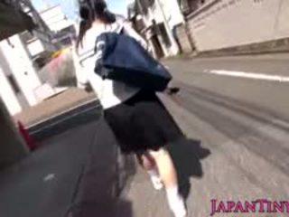जापानी, बड़े स्तन, छूत, किशोर