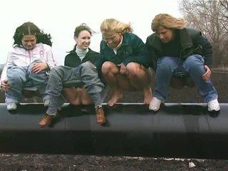 softcore, outdoors, lesbian, amateur
