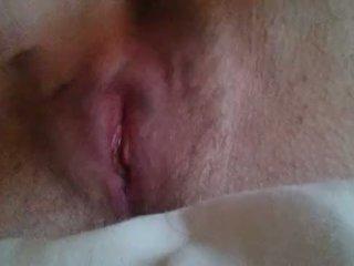 girl, pussy, closeup, masturbation