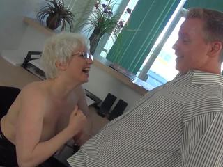 Jerking off the Delivery Guy, Free Big Natural Tits HD Porn