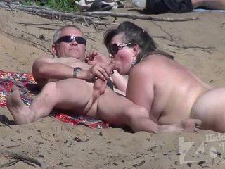 suck, voyeur, beach, blowjob
