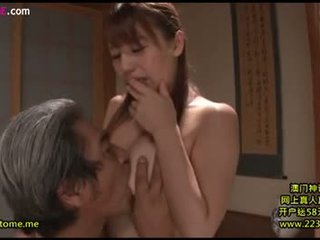 brunette, orale seks, japanse