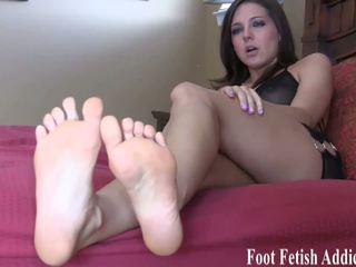 Adorazione il mio piedi e io volontà reward voi, hd porno 7f
