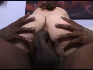 Interrazziale anale gangbang con jessie parker