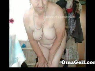 Omageil gros seins mamies et mature femme