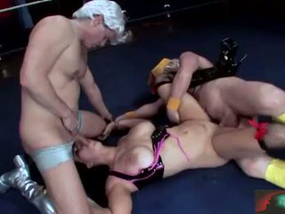 Chyna Wrestler takes it Anal FULL SCENE 2