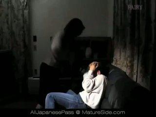Ázijské mama + chlapec 03 od matureside