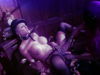 blondes, big boobs, sex toys