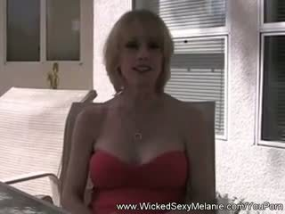 Amateur Interview Turns Into BJ