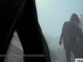 The Walking Dead Porn Parody Jeremy Long Anastasia Rose