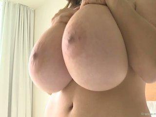 hq brunette, hq huge tits video, ideal solo fucking