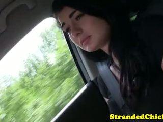 brunette, fresh young great, fun voyeur