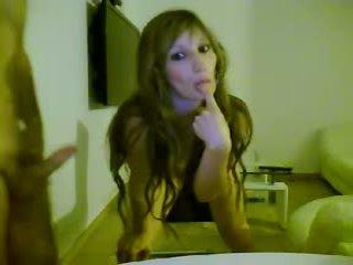 Super Hot Webcam Girl Gets Her Ass Owned