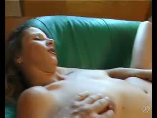 masturbating, skinny, babe