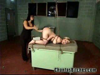 Shes nigdy been tied w górę przed!
