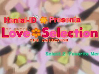 Любов вибір the анімація 02 - subespaãƒâ±ol