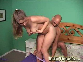 Katie thomas taking זה עמוק