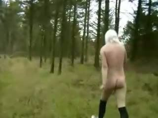 outdoor, forest, voyer, amateur